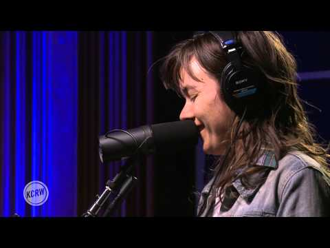 "Courtney Barnett performing ""An Illustration of Loneliness (Sleepless in NY)"" Live on KCRW"