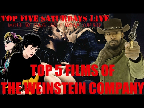 Top 5 Saturdays Live - The Weinstein Company Films