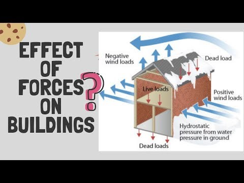 How Building Balance Forces? External and Internal Forces on Buildings