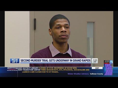WOOD Radio Local News - Testimony begins in GR man's 2nd murder trial