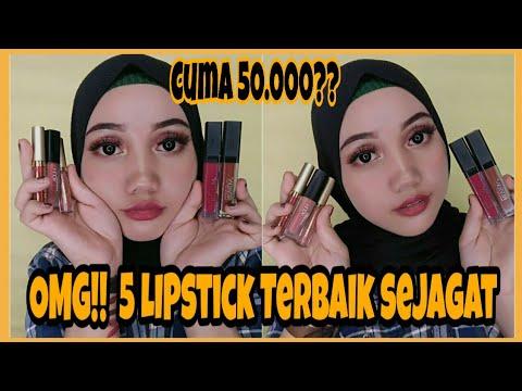 5-warna-lipstick-paling-cucok-untuk-kulit-sawo-matang!