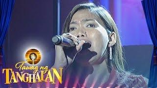 Tawag ng Tanghalan: Mary Jane Reyes | Victims of Love