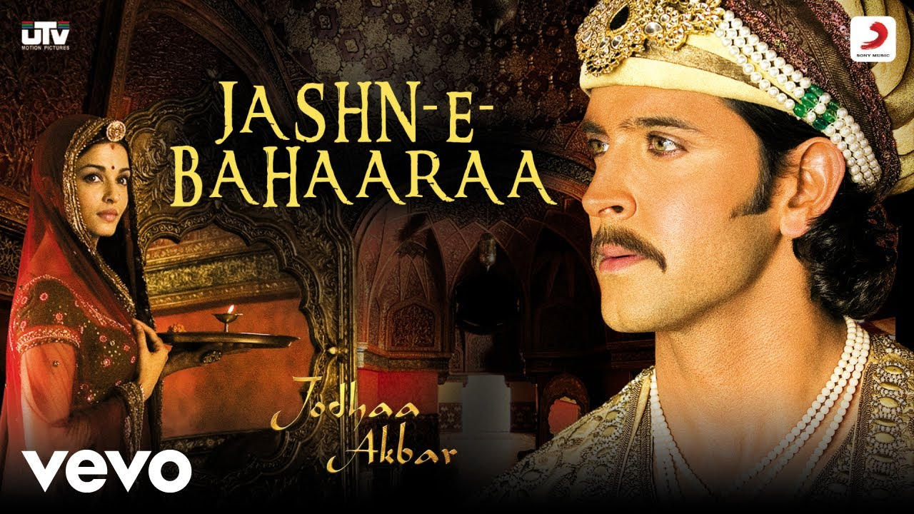 Download Jashn-E-Bahaaraa - Jodhaa Akbar|A.R.Rahman|Hrithik Roshan|Aishwarya Rai|Javed Akhtar