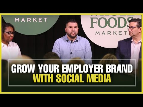 How To Grow Your Employer Brand With Social Media