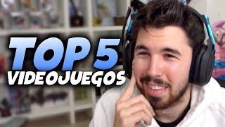 TOP 5 MEJORES VIDEOJUEGOS PARA WILLYREX