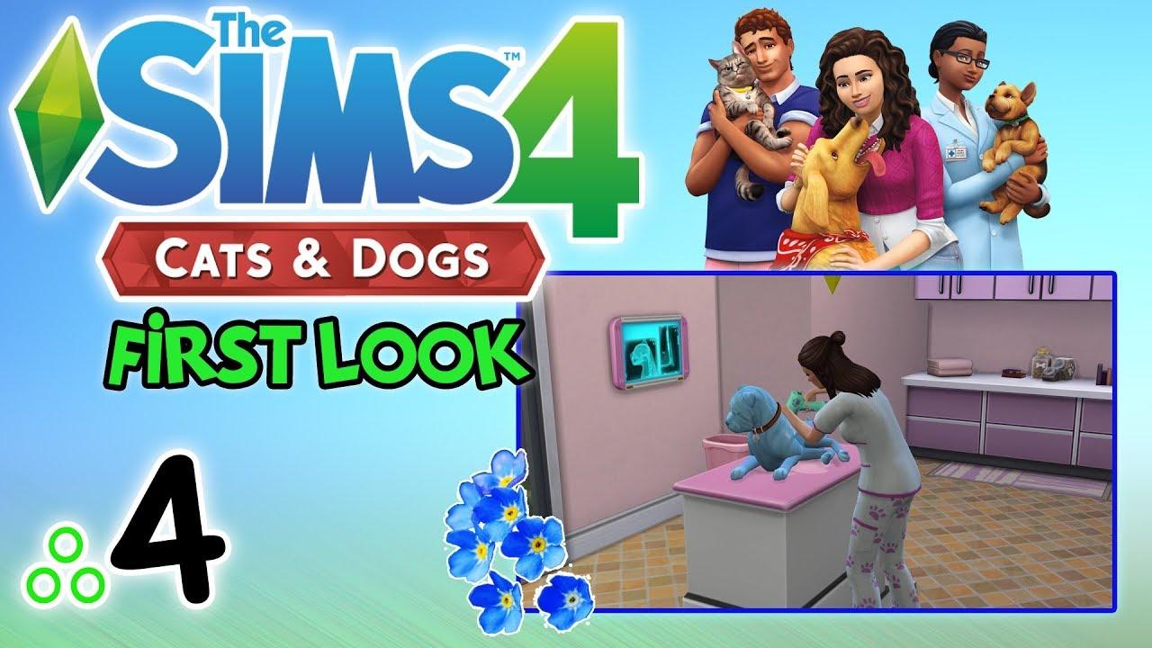 """First Look #78: The Sims 4: Psy i Koty odc. 4 – """"Odrażajki i te sprawy"""" [PL]"""
