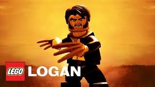LEGO LOGAN - Trailer 2 (Fan Made)