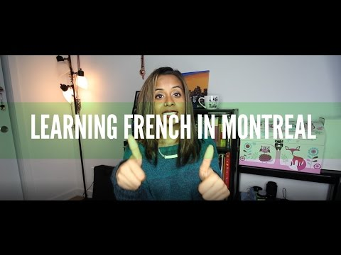 Anglo To Franco   Learning French In Montreal