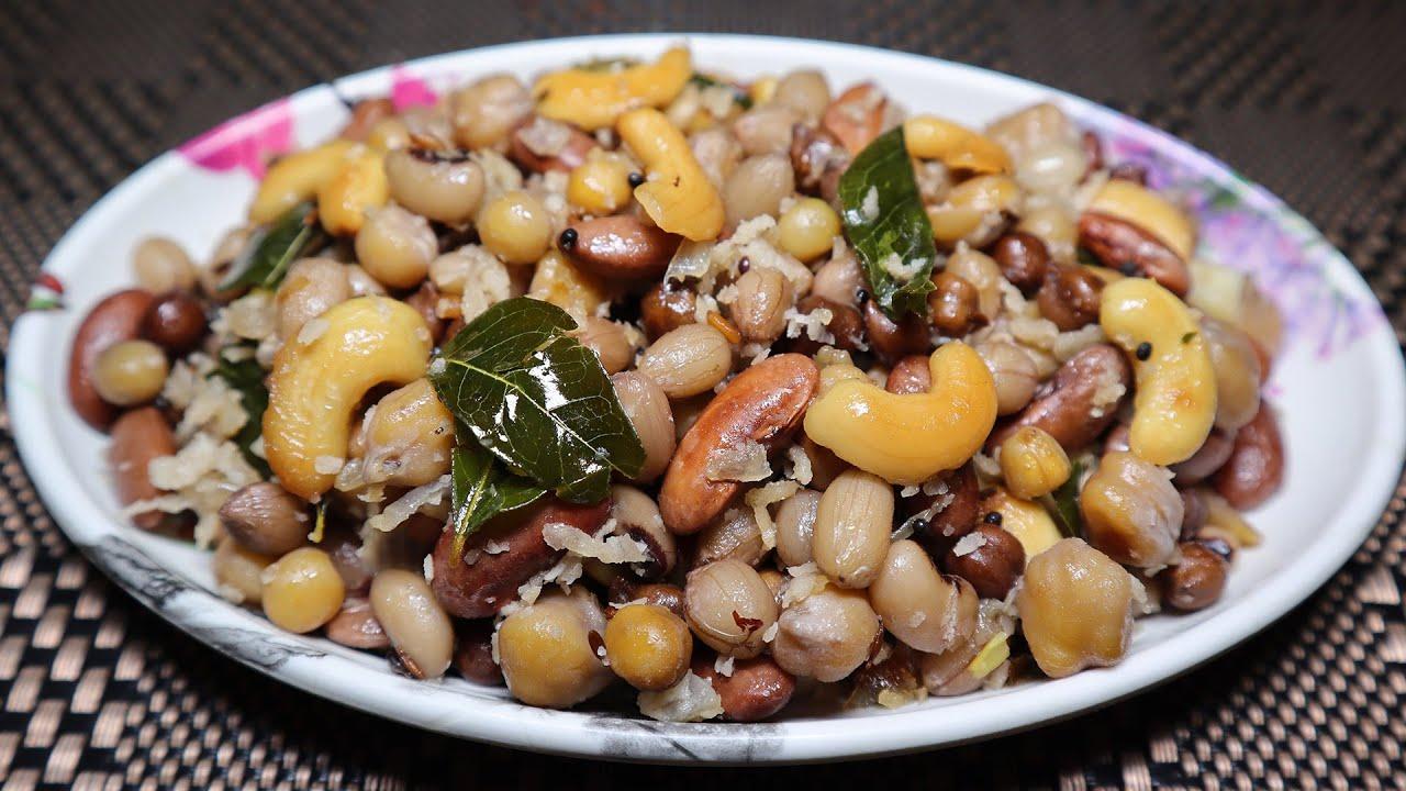 MULTIGRAIN USLI | ಮಲ್ಟಿ ಗ್ರೈನ್ ಉಸ್ಲಿ | Breakfast Recipe