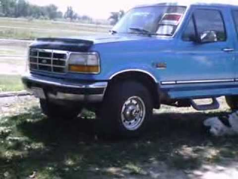 1995 ford f250 powerstroke diesel