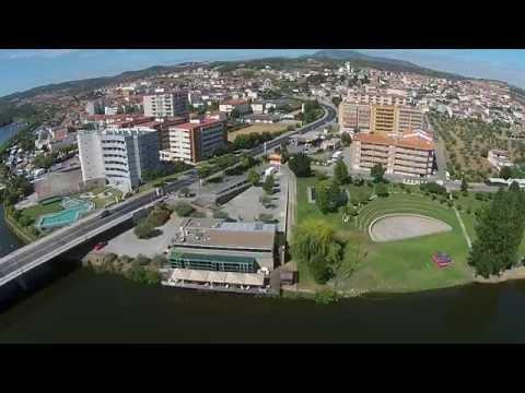 DJI Phantom 2 vision + Mirandela Portugal