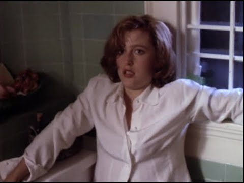 Download The X Files - Creepy weirdo Tooms attacks Scully