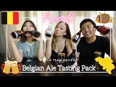 Total Wine's Belgian Ale Tasting Pack | Taste Test & Review