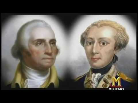 Washington's Generals Marquis de Lafayette - Life of Washing