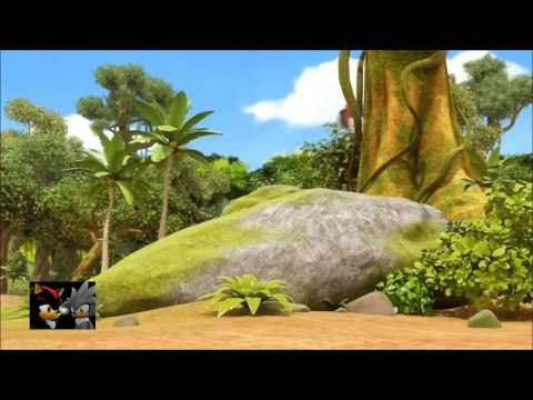 Shadow And Silver Watch Sonic Boom Episode - YouTube