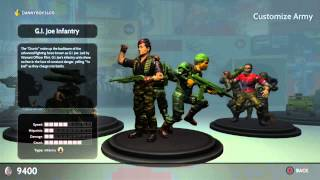 Toy Soldiers: War Chest ALL TOYS SHOWCASE XBOX ONE
