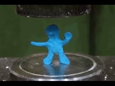 Hydraulic Press Channel´s extra content