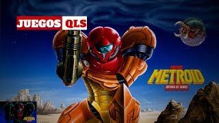 Juegos QLS - Metroid II Return of Samus
