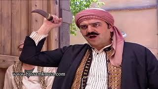 باب الحارة  ـ هوشة الادعشري مع ابو شهاب   ـ بسام كوسا ـ سامر المصري ـ عبد الرحمن ال رشي