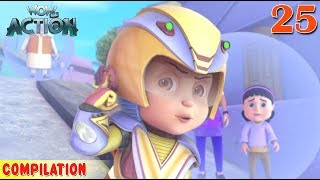 Vir : The Robot Boy | Vir Action Collection - 25 | Action series | WowKidz Action