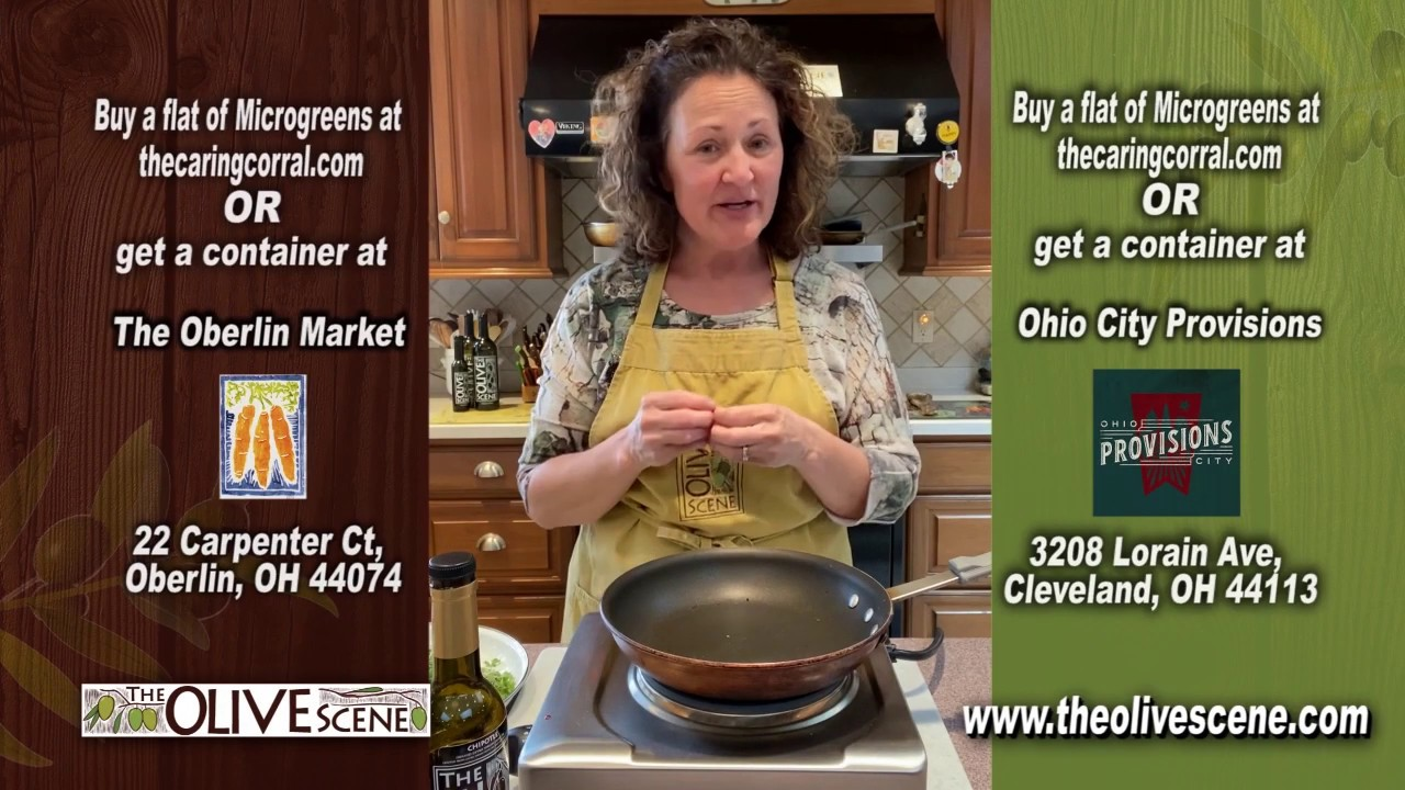 Cooking With The Olive Scene Segment 5