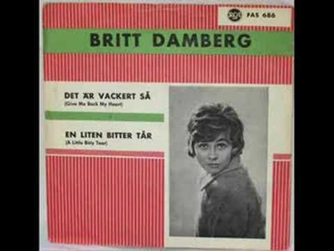 britt damberg