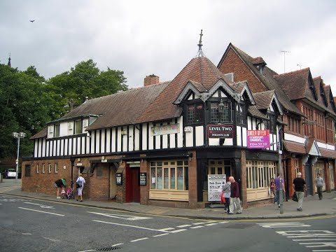 Places to see in ( Frodsham - UK )