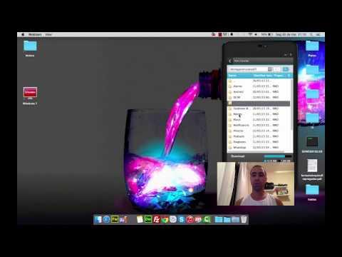 Captura Tela Celular Android em MAC e PC