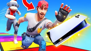 Le PERDANT PAYE la PLAYSTATION 5 sur FORTNITE