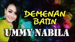 LAGU PALING ANYAR BANGET... DEMENAN BATIN  Voc. Ummy Nabila Feat Banu Prayoga