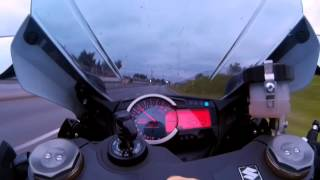 SUZUKI GSXR1000 L1 POWER WHEELIES