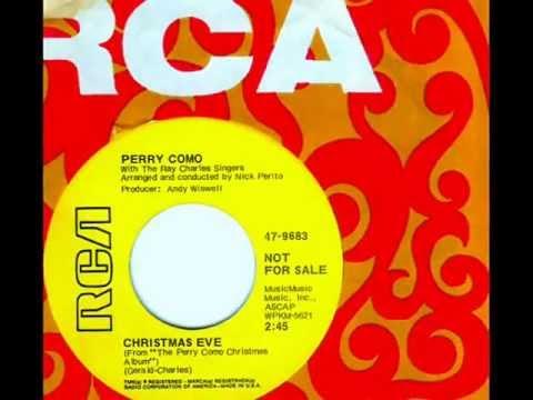 Perry Como - CHRISTMAS EVE(1968)