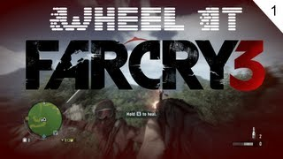 Wheel It - Far Cry 3 using G27
