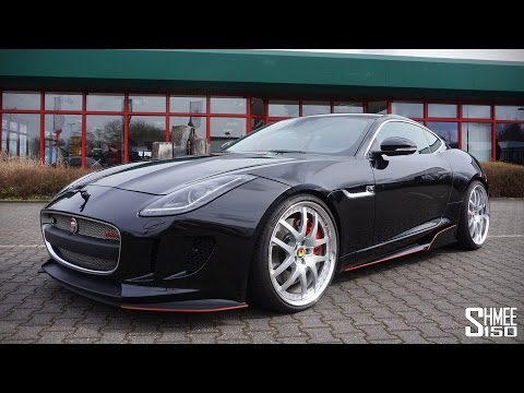 [Where's Shmee] 650hp Arden AJ23 F-Type R and Back to London - 2016 Episode 06