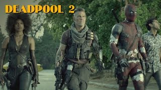 Calling all golden girls (and guys)! See #Deadpool2 with your famil...