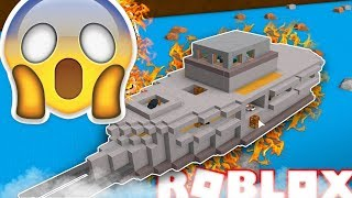 VI CRASHER!! - Boat Simulator #2 (Dansk Roblox)