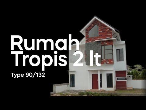 rumah-murah-2-lantai-di-malang?-(type-90)-|-modern-minimalis-|-eco-green-living
