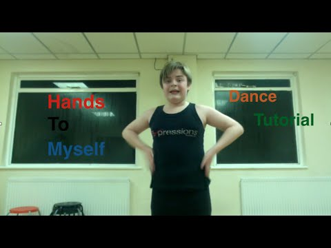 Hands To Myself [Dance Tutorial] (REUPLOAD)
