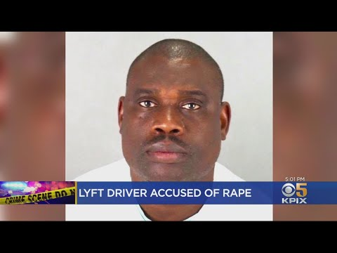 Shay Diddy - Bay Area Lyft Driver Accused Of Raping Unconscious Passenger This Weekend.