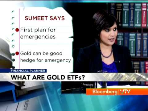 The Financial Planner - What Gold ETF's?