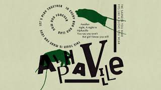 Bryan Ferry - Alphaville (Official Audio)