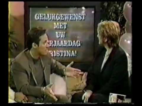 Anthony Starke Interview from Home & Family (1998)