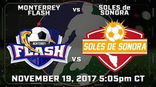 Monterrey Flash vs Soles de Sonora thumbnail