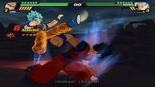 [TAS] Dragon Ball Z: Budokai Tenkaichi 4 Modo História Super Saga Part 8