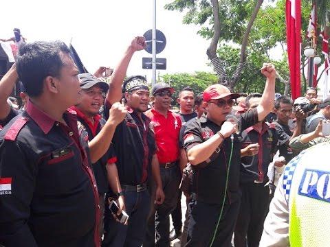 LSM-KPK Dan Penjara Indonesia, Kepung PEMROV Dan DPRD JATIM