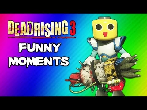 Thumbnail: Dead Rising 3 Funny Moments Gameplay 8 - Massive Bomb Nuke, Mega Man Suit, Final Boss Ending Fight
