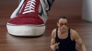 Repeat youtube video JCVD and Me