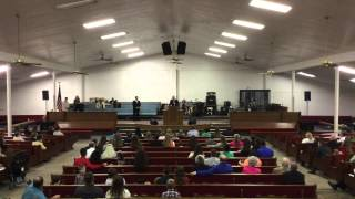 Sunset Hill Family Camp 2015, Friday night, Bro. Shad McDonald.