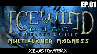 Icewind Dale [EE] - Multiplayer Gameplay [P1] - Getting Started