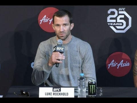 UFC 221: Pre-fight Press Conference
